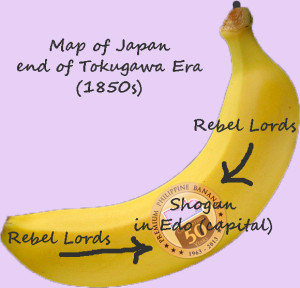 Banana map