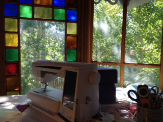 Writing space